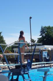 Sam Diving
