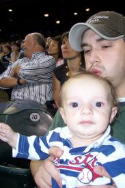 Finley First Mariner's Game