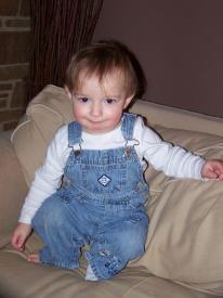 Finley @ 11 Months