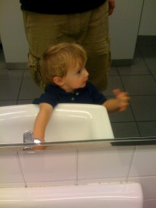 Finley and his Sink