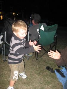 Elijah Dancing