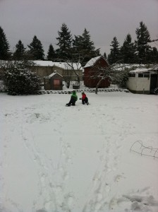 Snow Finally!!!!