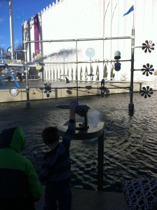 Fun at the Science Center